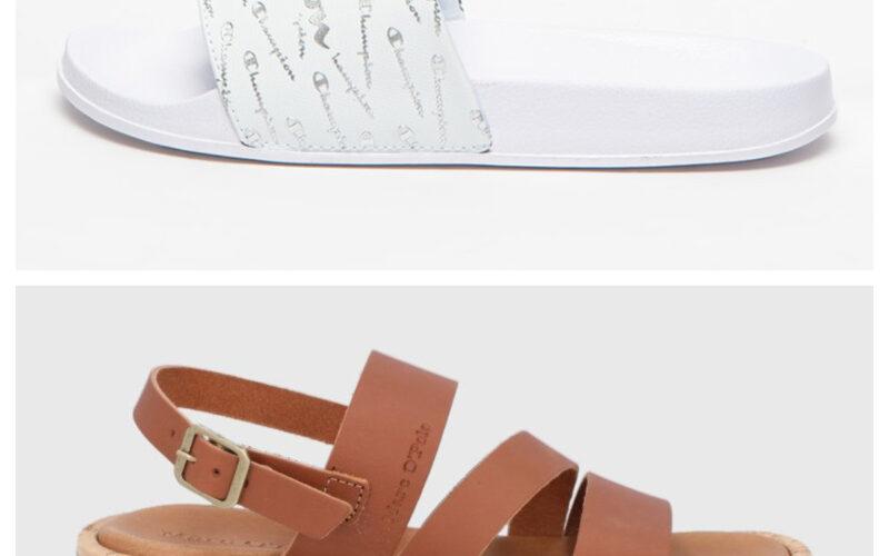 Papuci - modele noi 2021