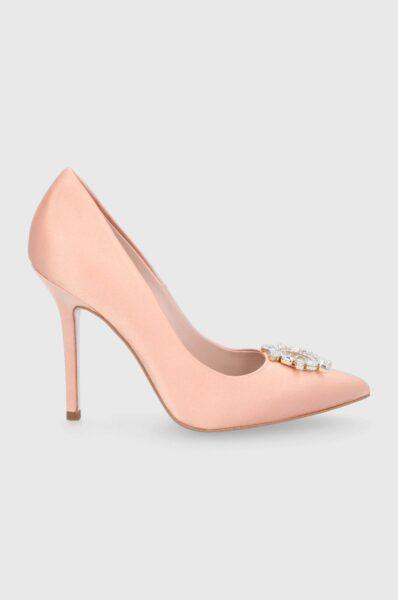 Liu Jo - Pantofi cu toc, Cutie cu varf, intarita, Spatele calcaiului peternic rigidizat, Interior confortabil