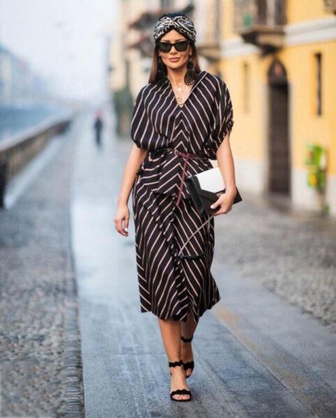 Stilul italian: feminitate în fiecare detaliu!