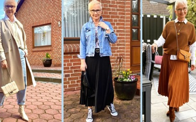 Moda pentru doamne la 60 de ani