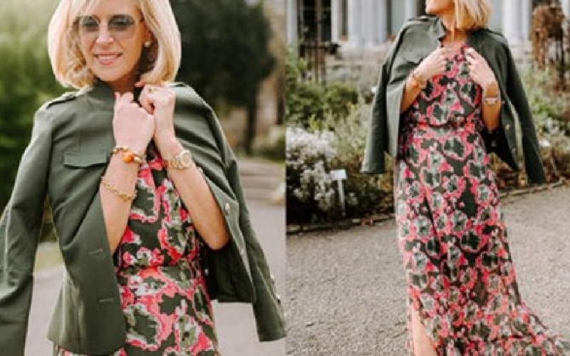 Moda pentru femei peste 55 ani